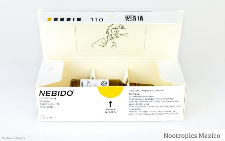 Nebido Nootropics Mexico