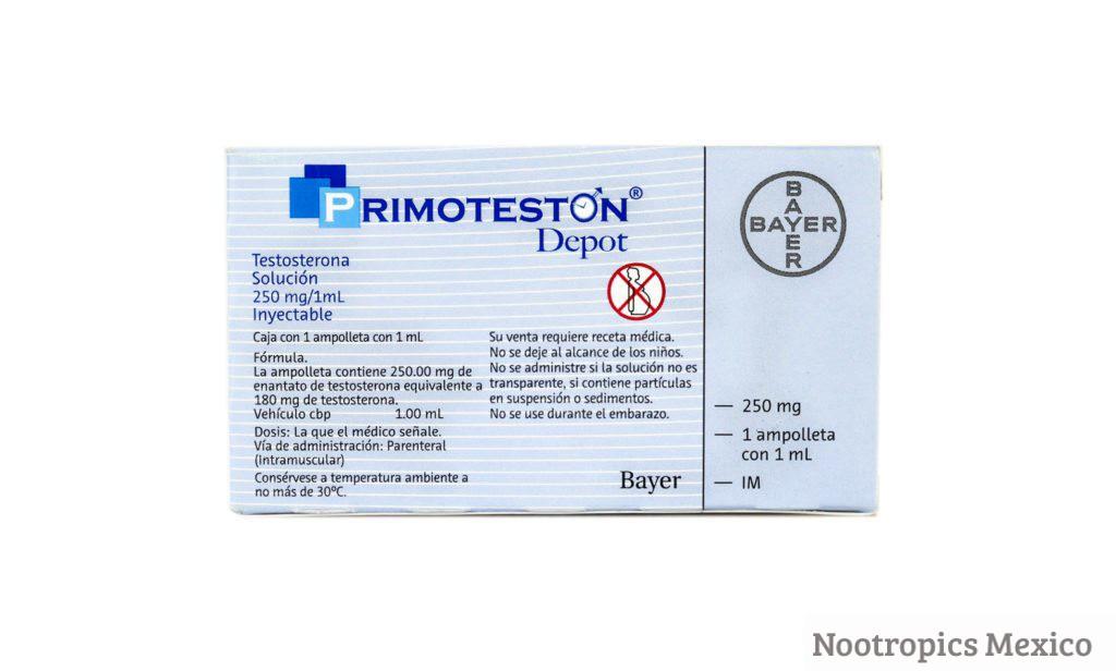 Primoteston Depot 250 Nootropics Mexico